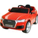 vidaXL Elektrisches Kinder-Aufsitzauto Audi Q7 Rot 6 V