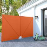 vidaXL Faltbarer Terrassen-Seitenfächer Terracotta-Rot 300×200 cm 8718475623779 (44573)