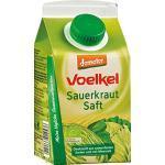 Voelkel Bio Sauerkrautsaft - Direktsaft, milchsauer vergoren (2 x 500 ml)