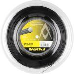 Völkl Tennissaite Cyclone (Haltbarkeit+Spin) schwarz 200m Rolle
