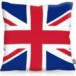 VOID Kissenbezug, England Great Britain EM WM Flagge Fahne London Union Jack
