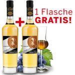 Vorteilspaket 2 für 1 Grappa Gold Selezione del Re Italien