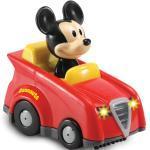 VTECH Tut Tut Baby Flitzer - Mickys Rennauto Spielzeugauto, Mehrfarbig