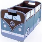 VW Bulli T1 Bus Faltbox in Petrol/Braun