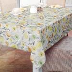 Orange Tischdecken