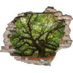 Wandaufkleber Baum