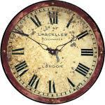 Wanduhr Antique London Clockmaker's 36 cm