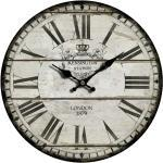 "Wanduhr ""London 1879"" - beige"