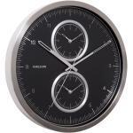 Wanduhr Multiple Time World Class 50 cm