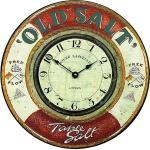 Wanduhr Old Salt Nautical36 cm