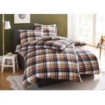 Grüne Landhausstil Bettwaesche-mit-Stil Schlafzimmermöbel