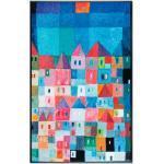 Wash+Dry Fußmatte Colourful H. 75 x 120 cm Polyamid Bunt