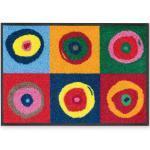Wash+Dry Fußmatte Sergej 50 x 75 cm Polyamid Bunt