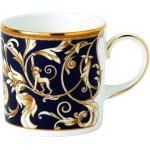 Wedgwood Kaffee Obere Can Accent Blau 0.15 Ltr Cornucopia - Kaffeetassen