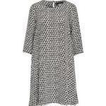 Weekend Maxmara Kleid Fischio Mit 3/4-Arm schwarz