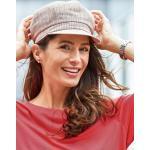 Wegener Damen Klima-Ballonmütze Beige