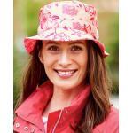 Wegener Damen Sympatex-Hut Rot