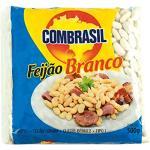 Weiße Bohnen, Beutel 500g - Feijão Branco COMBRASIL 500g