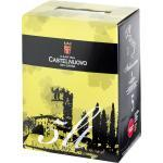 Weißwein trocken Chardonnay Castelnuovo Bag-in-Box Italien Cantina Di Castelnuovo IGT 5 l Bag in Box