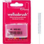 wellsamed wellsabrush Ersatzbürsten 4S 0,4 mm 0,20€ / 1Stück