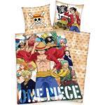 Wendebettwäsche »One Piece«, mit tollem One Piece-Motiv, Neckermann, bunt