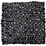 WENKO Paradise Duscheinlage, Farbe: schwarz