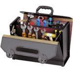 """Werkzeugtaschen und -koffer > Werkzeugtaschen und -koffer PARAT PARAT Werkzeugtasche mit Mittelwand """"Top-Line"""" 420 x 185 x 315 mm"""