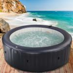 Whirlpool MSpa MUSE OTIUM CARLTON 6 Personen aufblasbar Massage Spa 2 Modelle