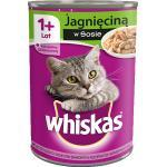 Whiskas Adult mit Lammfleisch in Katzensauce 400g (Rabatt für Stammkunden 3%)