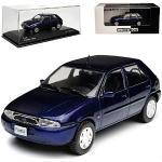 Blaue Ford Fiesta Spiele & Spielzeuge