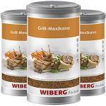 Wiberg Grill-Mexikana Gewürzsalz, 750g, 3er Pack