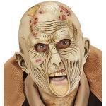 Widmann Zombie-Masken Einheitsgröße