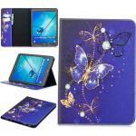Wigento Tablet-Hülle »Schutzhülle Motiv 33 Tasche für Samsung Galaxy Tab A 10.5 T590 / T595 2018 Cover«