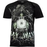 Wilai T-Shirt »Rock Chang T-Shirt Heavy Metal Biker Tattoo Rocker Gothic«