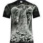 Wilai T-Shirt »Rock Eagle T-Shirt Heavy Metal Biker Tattoo Rocker Gothic«