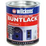 WILCKENS Buntlack Farbe FEUERROT RAL 3000 hochglänzend 0,375 Liter