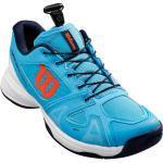 Wilson Rush Pro QL blau Allcourt-Tennisschuhe Kinder