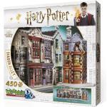 Winkelgasse / Diagon Alley - Harry Potter / 3D-Puzzle