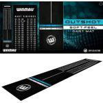 Winmau Dartmatte Outshot mit Shot-Out 8209
