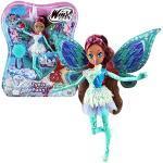 Winx Club Layla Aisha | Tynix Fairy Puppe Fee magisches Gewand | Staffel 7