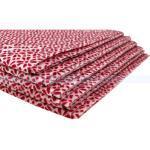 Wischtuch Vileda Wischprofi WiPro rot hohe mechanische Reinigungsleistung, antibakterielle Wirkung