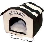 Wohnungs-Hundehütte Indoor - L