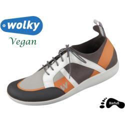 Wolky Base 0407500-255 anthracite orange Microfibre