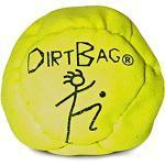 World Footbag Dirtbag Hacky Sack Fußsack, Neongelb