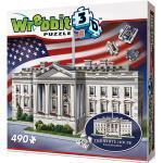 Wrebbit 3D Puzzle 490 Teile The White House - Washington