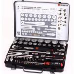 Würth Universalwerkzeugkoffer 91-tlg. Werkzeugkasten Nüsse Zange Bitz Tx Hx Art.-nr. 096593 120