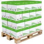 Xerox Recycling Papier A4 80 gm/² Weiß 117 CIE Palette 240 Pack à 500 Blatt
