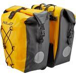 XLC BA-W38 Einzeltaschenset Wasserdicht gelb 2021 Gepäckträgertaschen