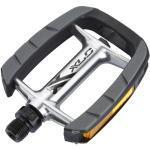 XLC PD-C08 Pedale silver/black 2021 Trekking & City Pedale