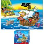 """XXL Puzzle, Bodenpuzzle, """"Piraten in Sicht"""", 45 Teile"""